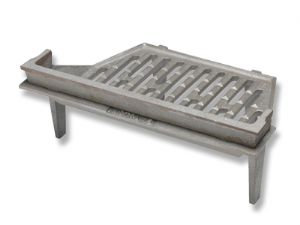 "Astra 18"" Grate with Coal Guard"